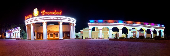 стоматологический туризм в Белоруссию - парк развлечений Дримлэнд